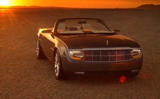 133: 2004 Lincoln Mark X Concept - 6