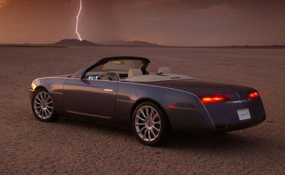 133: 2004 Lincoln Mark X Concept - 7