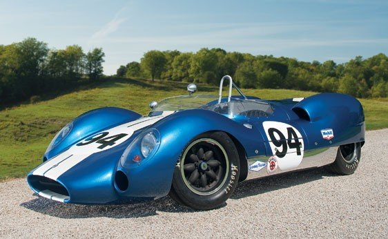"137: 1964 Cooper Ford ""King Cobra"""