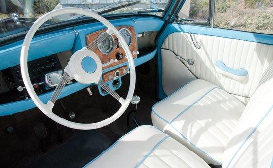 203: 1951 Triumph Mayflower Saloon - 4