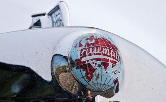 203: 1951 Triumph Mayflower Saloon - 7