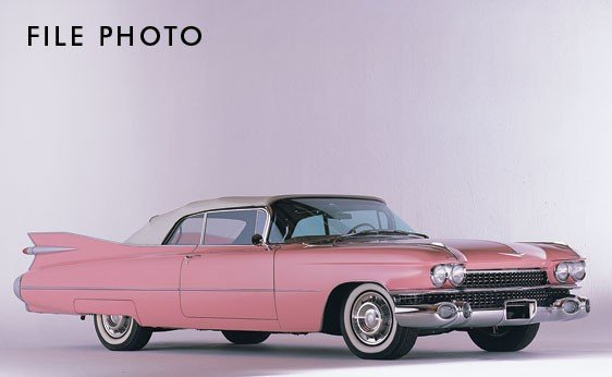 212: 1959 Cadillac Series 62 Convertible