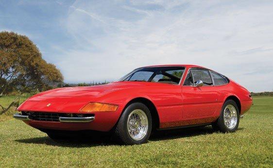 231: 1971 Ferrari 365 GTB/4 Daytona