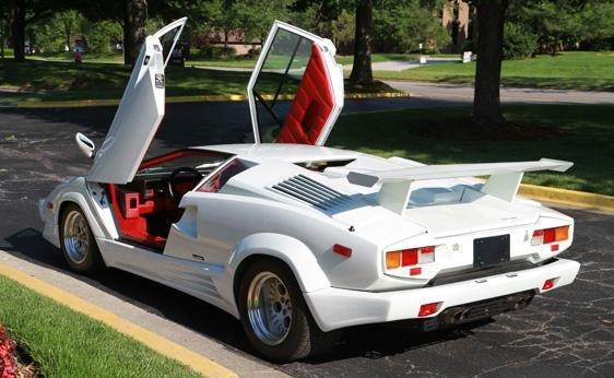 233: 1989 Lamborghini Countach 25th Anniversary Edition - 2