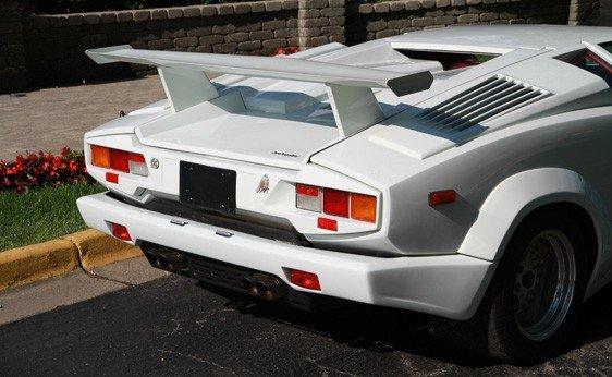 233: 1989 Lamborghini Countach 25th Anniversary Edition - 5