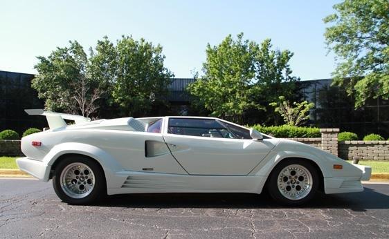 233: 1989 Lamborghini Countach 25th Anniversary Edition - 6