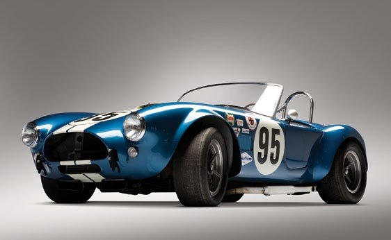 255: 1964 Shelby Cobra USRRC Roadster