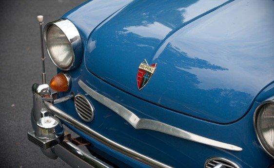 302: 1960 NSU Prinz III Coupe - 10