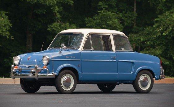 302: 1960 NSU Prinz III Coupe