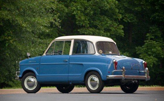 302: 1960 NSU Prinz III Coupe - 2