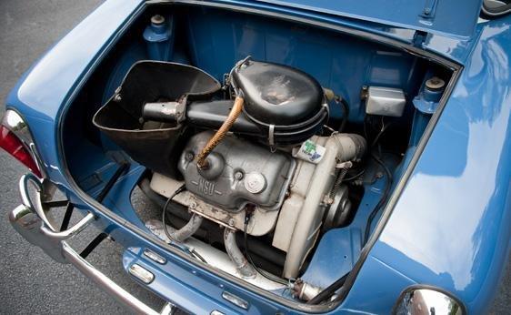 302: 1960 NSU Prinz III Coupe - 3