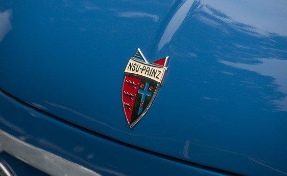302: 1960 NSU Prinz III Coupe - 8
