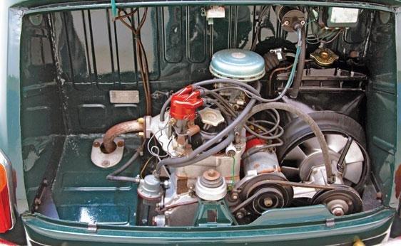 """308: 1960 Fiat 600 """"Multipla"""" Taxi  - 3"""