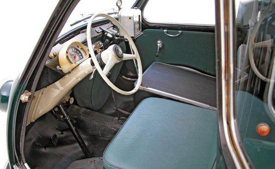 """308: 1960 Fiat 600 """"Multipla"""" Taxi  - 7"""