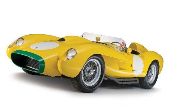 "357: 1958 Ferrari 250 ""Pontoon Fender"" Testa Rossa"