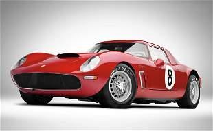 367: 1965 Strale Daytona 6000GT Prototype (Iso Daytona)