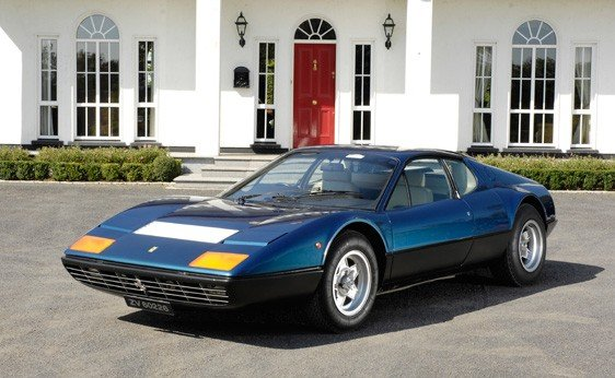 104: 1974 Ferrari 365 GT4 Berlinetta Boxer