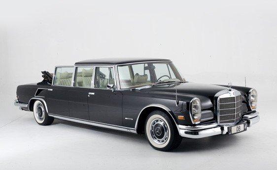 105: 1973 Mercedes-Benz 600 Pullman Landaulet Conversio