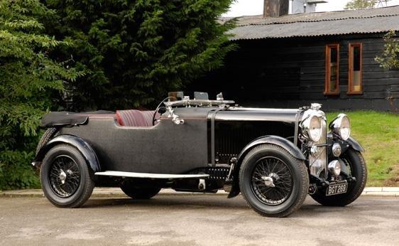 108: 1934 Lagonda M45 Tourer