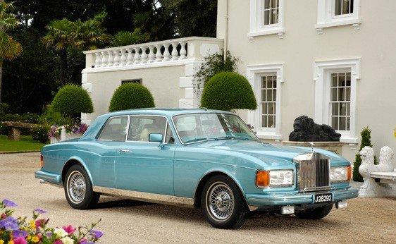 110: 1980 Rolls-Royce Corniche Two-Door Saloon