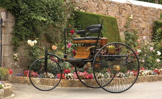 111: 1886 Benz Patent Motorwagen Replica