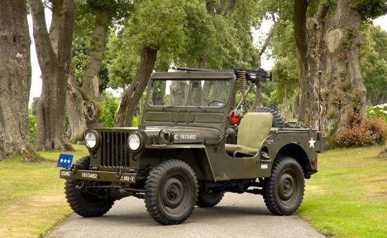 112: 1951 Willys M38 Military Jeep
