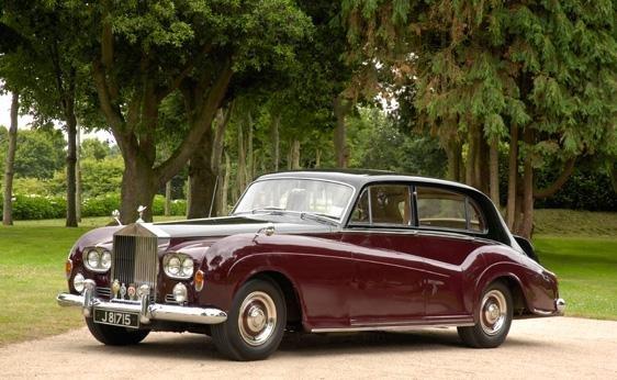 118: 1962 Rolls-Royce Silver Cloud III SCT100 Touring L