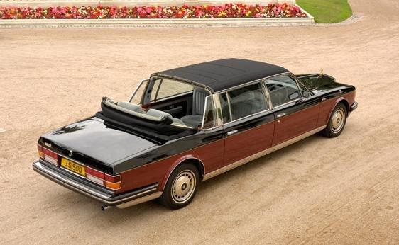 120: 1989 Rolls-Royce Spirit Emperor State Landaulet