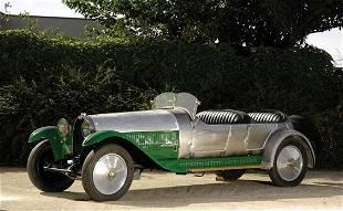 134: 1928 Bugatti Type 38 Tourer