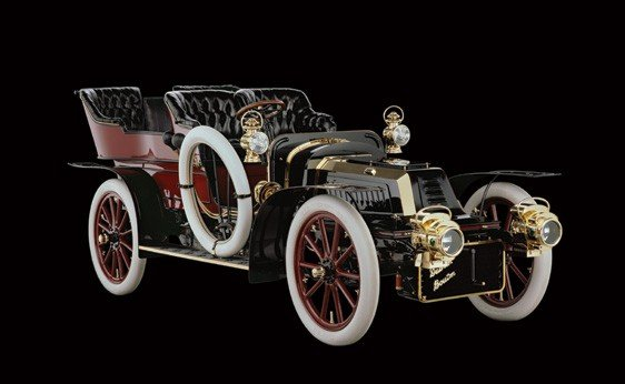 137: 1904 DeDion-Bouton Model ADL Rear-Entry Tonneau