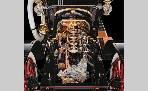 137: 1904 DeDion-Bouton Model ADL Rear-Entry Tonneau - 3
