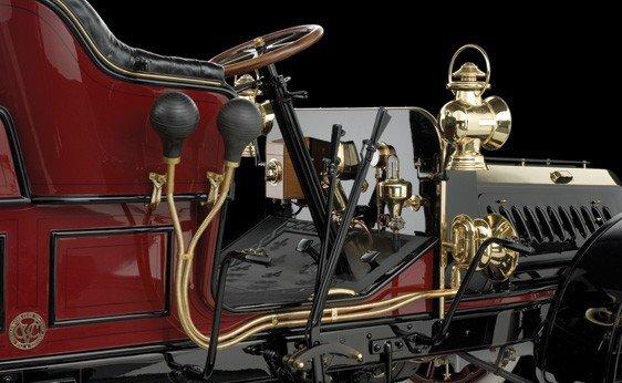 137: 1904 DeDion-Bouton Model ADL Rear-Entry Tonneau - 4