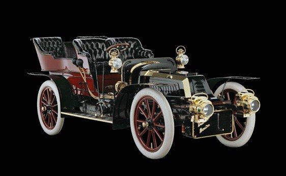 137: 1904 DeDion-Bouton Model ADL Rear-Entry Tonneau - 7