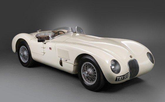 153: 1952 Jaguar C-Type