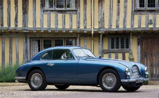 Aston Martin DB Coupé - Aston martin db2 price