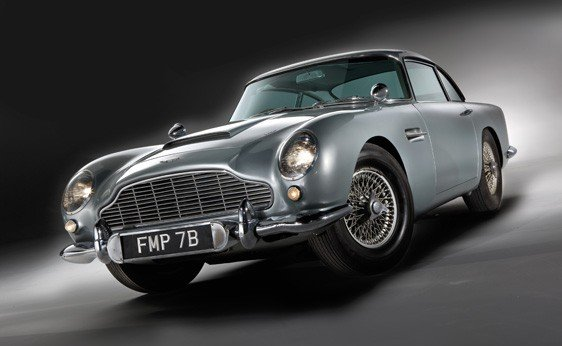 197: 1964 Aston Martin DB5