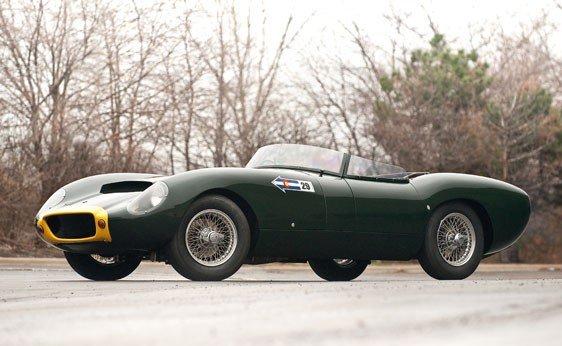 112: 1959 Costin Jaguar