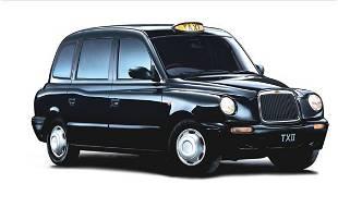 127: 2004 London Taxi TXII