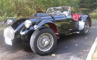 145: 1952 Allard J2X Roadster