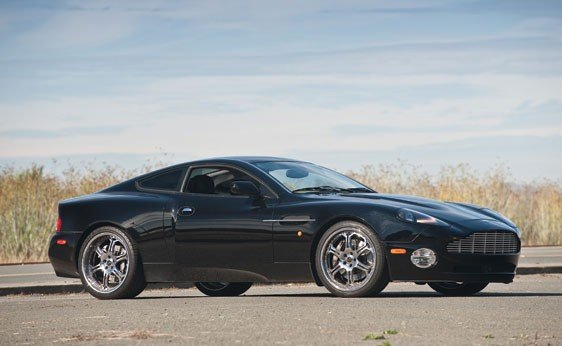 165: 2003 Aston Martin Vanquish