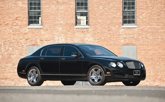 167: 2006 Bentley Continental Flying Spur
