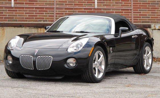 205: 2006 Pontiac Solstice