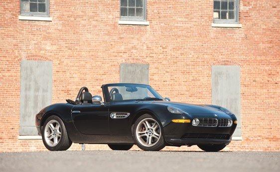206: 2001 BMW Z8