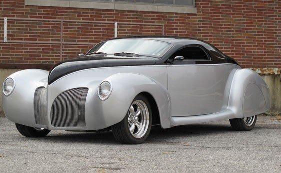 209: 2006 Speedster Motorcars Custom Zephyr Replica