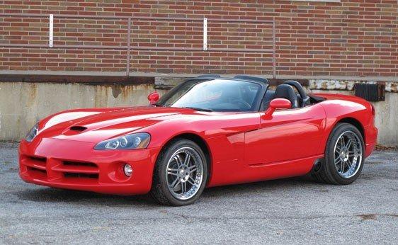 213: 2003 Dodge Viper