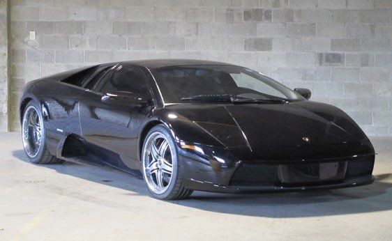 218: 2002 Lamborghini Murciélago