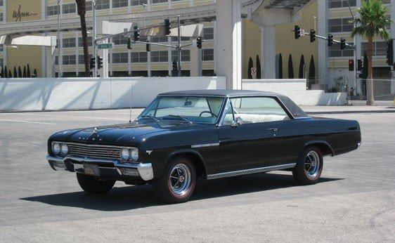 221: 1965 Buick Skylark GS