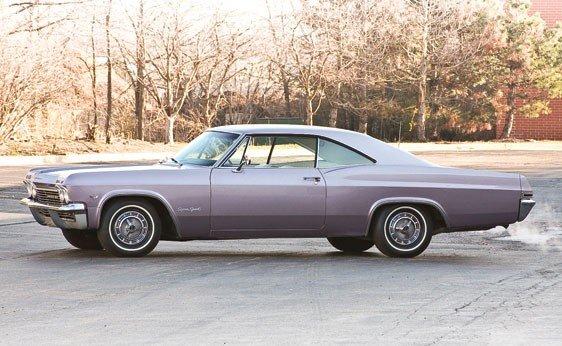 224: 1965 Chevrolet Impala SS Hardtop