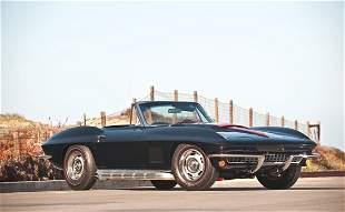 267: 1967 Chevrolet Corvette 427/435 Roadster