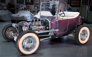 """295: 1923 """"Tweedy Pie"""" Show Roadster"""